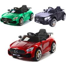 12V Kids Ride On Car Electric Mercedes Benz Remote Control Car Children Motor Uk