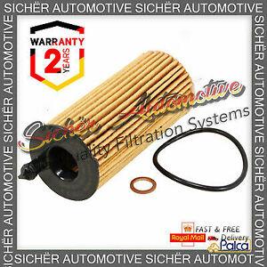 Genuine Sicher BMW 1 Series F20 / F21 2011 > Oil Filter 11428575211