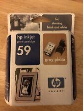 HP INKJET 59 INKJET PRINT CARTRIDGE UNOPENED BOX