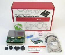 Texas Instruments Am335x Arm Microprocessors Evaluation Module Tmdxevm3358
