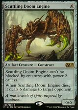 Scuttling Doom Engine FOIL | NM | m15 | Magic MTG