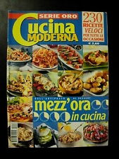 Cucina Moderna Serie Oro.Cucina Moderna Oro Rivista In Vendita Libri E Riviste Ebay