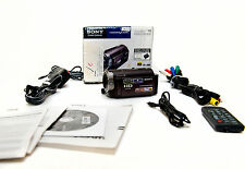 Sony HDR-CX350V 32GB High Definition Handycam Camcorder & Accessories Made Japan