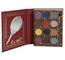 Disney Beauty & The Beast 12 Color Eye Shadow Palette Make Up Brush Set