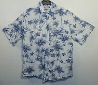 "COTTON TRADERS Hawaii shirt UK 2XL US XL  50"" 127 cm HAY13"