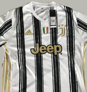 Cristiano Ronaldo #7 Juventus 20/21 Season Serie A Home Jersey Zebra Stripes