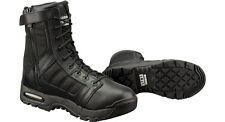"New! Original SWAT Men's Metro Air 9"" Side-Zip Boot, Black, 10.5, Style # 123201"