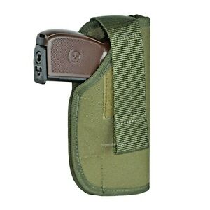 """Universal Molle Holster """"TARGET"""" for Colt 1911, Glock, Sig Sauer, Beretta M9, PM"""