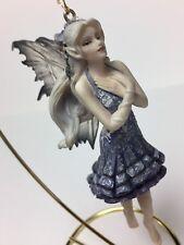 DRAGONSITE Nene Thomas BLUE NOCTURNE NT117 Ornament Fairy Girl Figurine w Stand