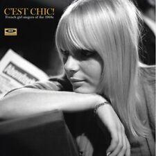 C'EST CHIC 180g blonde vinyl LP Jacqueline Taieb Gainsbourg Brigitte Bardot