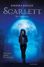 9788804647386 Barbara Baraldi Scarlett. la Trilogia Oscar Mondadori