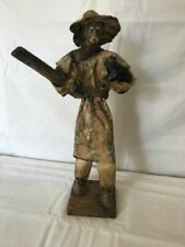 Paper Folk Sculptures/Carvings Art