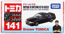 Tomy Dream Tomica 141 Initial D Nissan Skyline GT-R (R32) 834793
