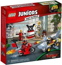 LEGO Juniors Ninjago 10739 Shark Attack - Brand New - (Free Shipping)