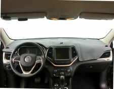 Gray Carpet Dash Mat Compatible with 2007-2011 Honda Element Dash Cover USA MADE