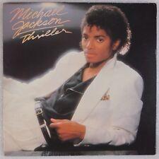 MICHAEL JACKSON: Thriller USA EPIC Orig QE 38112 Vinyl LP Nice