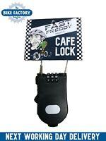 """Ski Lock - High quality, """"FAST FREDDY"""" Café Lock"""