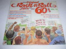 Original Rock N Roll Hits Of The 60's Vol 16  - Excellent Cond -