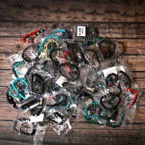 10PCS Wholesale Lots Mixed Styles Natural Stone Women Men Bracelets HOT Sale