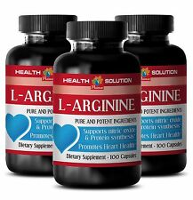 Protein Powder- L-ARGININE ADULTS HEALTH SUPPORT -Can care of hypertension- 3B
