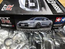 Tamiya 24300 1/24 Scale Model Sports Car Kit Nissan Skyline GT-R R35
