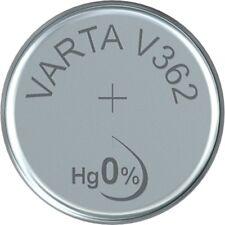 V362 Uhrenbatterie Knopfzelle = SR58SW SR721SW VARTA