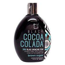 Brown Sugar Black Cocoa Colada 200x Black Bronzing Rum Tanning Lotion