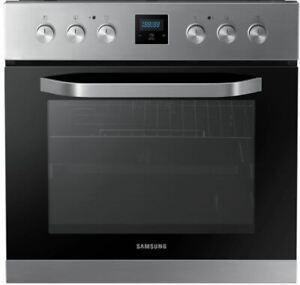 Einzelstück - Refurbished (akzeptabel) - Samsung NB69R3301RS/EG Backofen #1