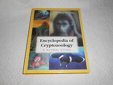 ENCYCLOPEDIA OF CRYPTOZOOLOGY / A GLOBAL GUIDE BOOK HARDCOVER