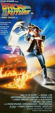 1985 Back to the Future Fox Movie High Quality Metal Fridge Magnet 3x6 9753
