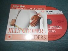 JILLY COOPER - RIDERS  - 145mins -DAILY MAIL PROMO DVD