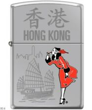 ZIPPO ★ WINDY IN HONG KONG