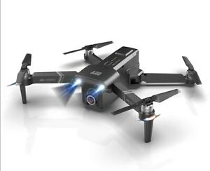 AEE Sparrow2 Drone with 4K/24fps Ultra HD Video Waypoint Auto-pilot Dark Gray