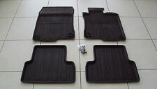Genuine Honda Rubber Floor Mats Accord Sal + Est 2009 onwards