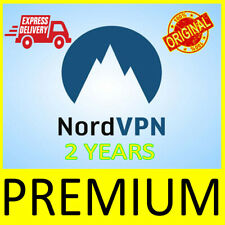 NORD VPN Premium 1-2-3 YEARS 🔥 FAST DELIVERY 🚀 WITH WARRANTY ✅