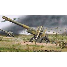 ML-20 SOVIET 152MM GUN HOWITZER WWII 1/72 ACE 72227
