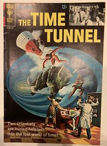 (1966) GOLD KEY COMICS THE TIME TUNNEL #1