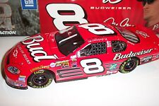 #8 Dale Earnhardt Jr. 1/24 Scale 2004 Budweiser Gm Dealer Car by Action
