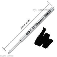 Fisher Space Pen Schmidt Compatible Pressurised Ball Pen Refill (Megaline 4889)