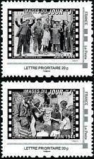 """DEBS2-1N Série 2 TPP """"Civils & Soldats US avec drapeau français / D-DAY"""" 2012"""