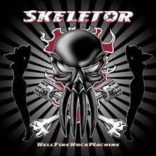 Skeletor - HellFireRockMachine ( Death Metal / Thrash )u.a World In Black CD OVP