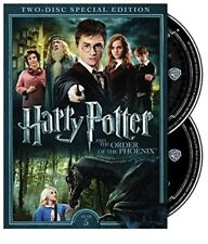 Harry Potter and the Order of the Phoenix (2-Disc Special Edition) [DVD] NEW!