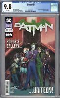 Batman #89 CGC 9.8 Daniel TRADE Cover 1st Cameo of Punchline FIRST PRINT