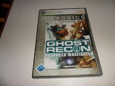 XBox 360  Tom Clancy's Ghost Recon - Advanced Warfighter [Xbox Classics]