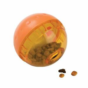 OurPets IQ Treat Ball Food Dispensing Toy for Dogs 5 inch