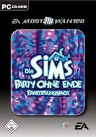 PC CD ROM Die Sims Party ohne Ende Erweiterungspack E.A.