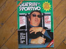 GUERIN SPORTIVO N.12 1976 VALTER CASAROLI ROMA LOREDANA BERTE BORANGA