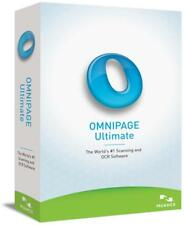 Nuance OmniPage Ultimate 19 | OCR Scanning | Digital Software Key -FAST DELIVERY