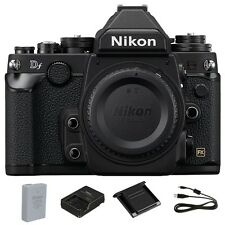 Nikon Df Digital SLR Camera (Body Only, Black) Brand New