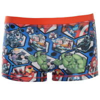 Boys Marvel Avengers Swimming Trunks Shorts Pants Ages 3 through to 12 New